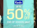 Keds & Sperry End of Season Sale – Up to 50% OFF Until July 31!