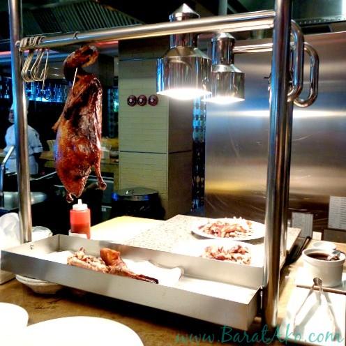 Manila Hotel Cafe Ilang Ilang Buffet Chinese Station Duck