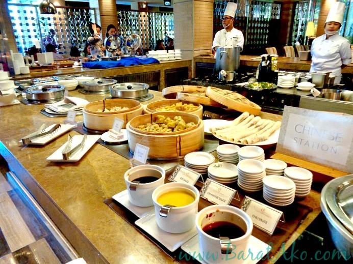 Manila Hotel Cafe Ilang Ilang Buffet Chinese Station