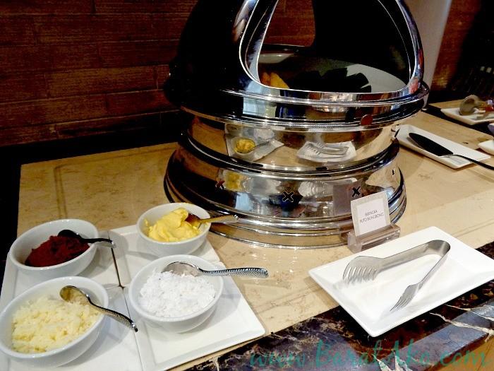 Manila Hotel Cafe Ilang Ilang Buffet Dessert Bibingka Puto Bumbong