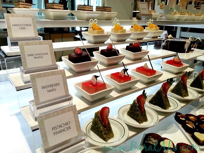 Manila Hotel Cafe Ilang Ilang Buffet Dessert Cakes