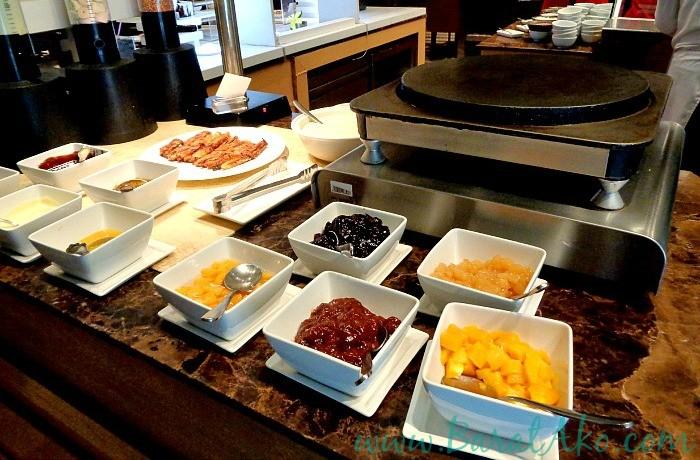 Manila Hotel Cafe Ilang Ilang Buffet Dessert Crepes