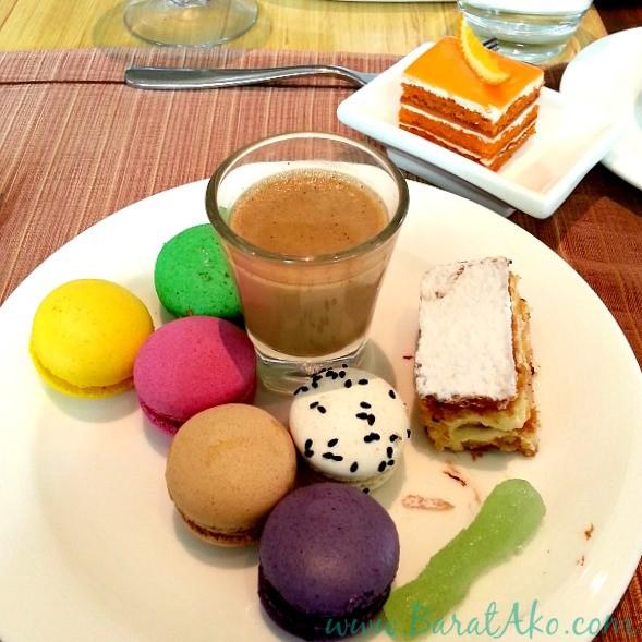 Manila Hotel Cafe Ilang Ilang Buffet Desserts