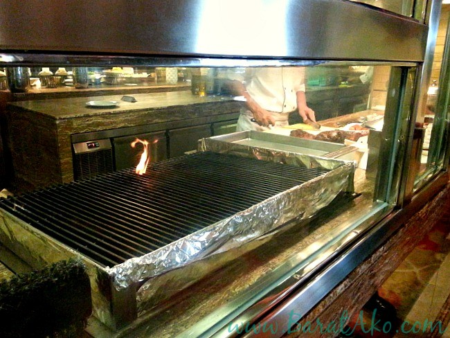 Manila Hotel Cafe Ilang Ilang Buffet Grill