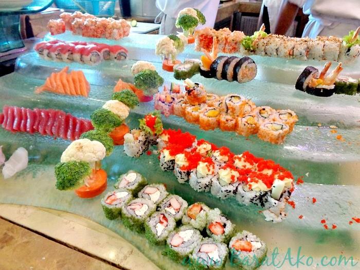 Manila Hotel Cafe Ilang Ilang Buffet Japanese Station Sushi 2