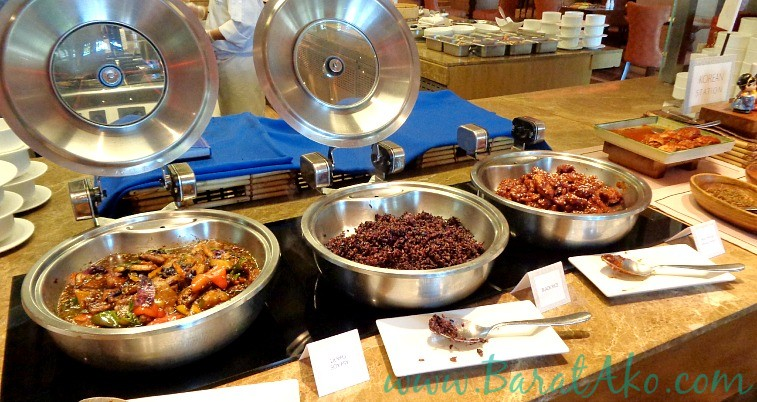 Manila Hotel Cafe Ilang Ilang Buffet Korean Station