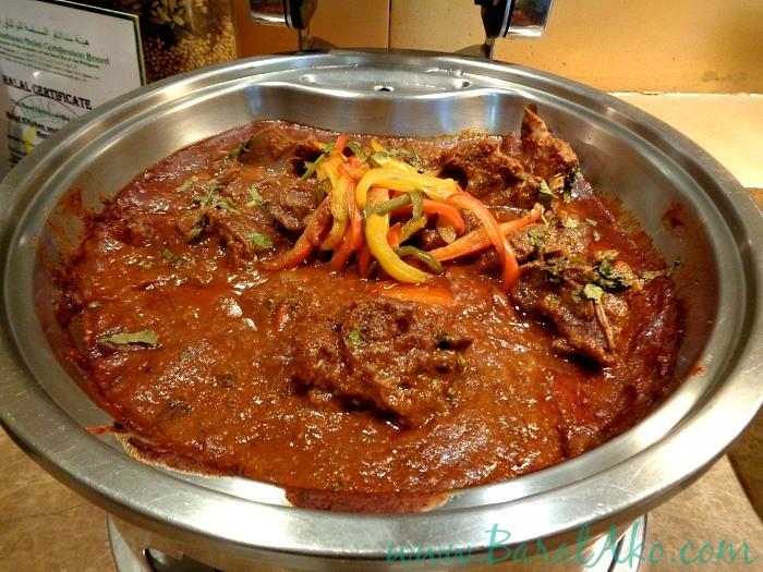 Manila Hotel Cafe Ilang Ilang Buffet Mutton Rogan Josh Goat Meat