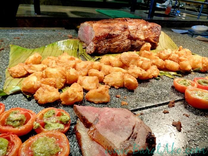 Manila Hotel Cafe Ilang Ilang Buffet US Roast Striploin