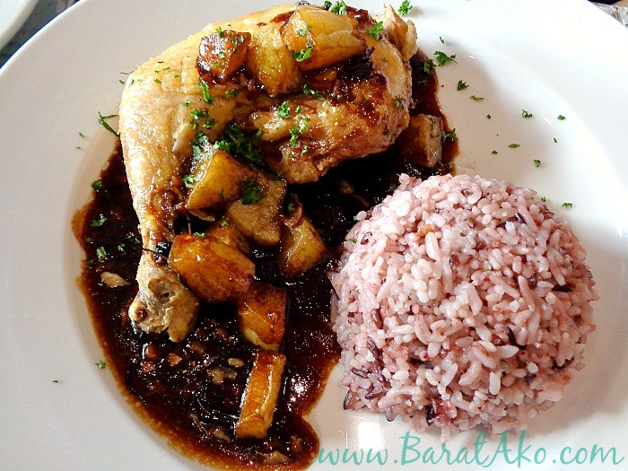 Satinka Naturals Bistro Review Chicken Rosemary Adobo