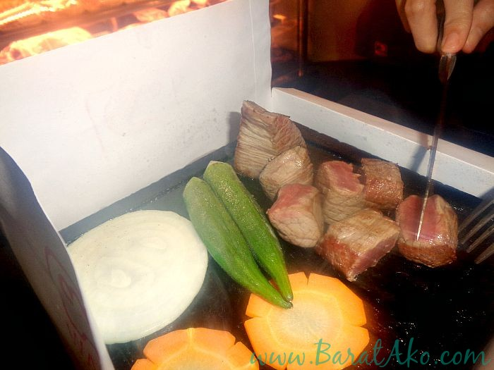 Wagyu Japanese Beef Omi Chateaubriand Grilling 2