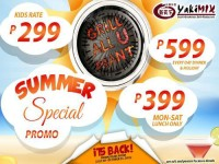 Yakimix Summer Special Promo is Back July 2015 Featured Image