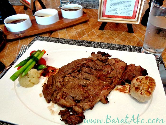 Cowrie Grill Greenhills English Cut Angus Beef Steak