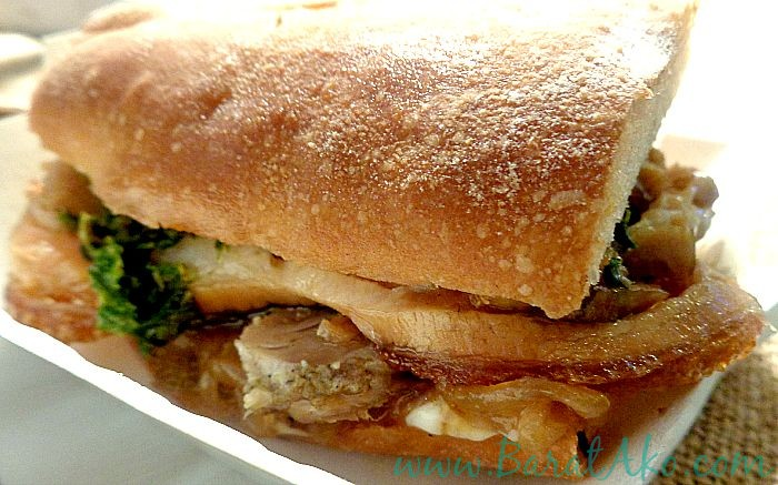Eastwood Mall Weekend Spice Souk Il Ponticello Panino Porchetta