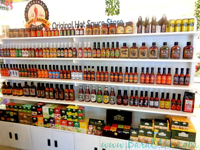 Eastwood Mall Weekend Spice Souk Original Hot Sauce Store