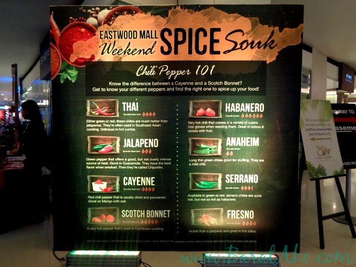 Eastwood Mall Weekend Spice Souk