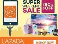Lazada Super Weekend Sale Aug 27 to 31 2015 Featured Image