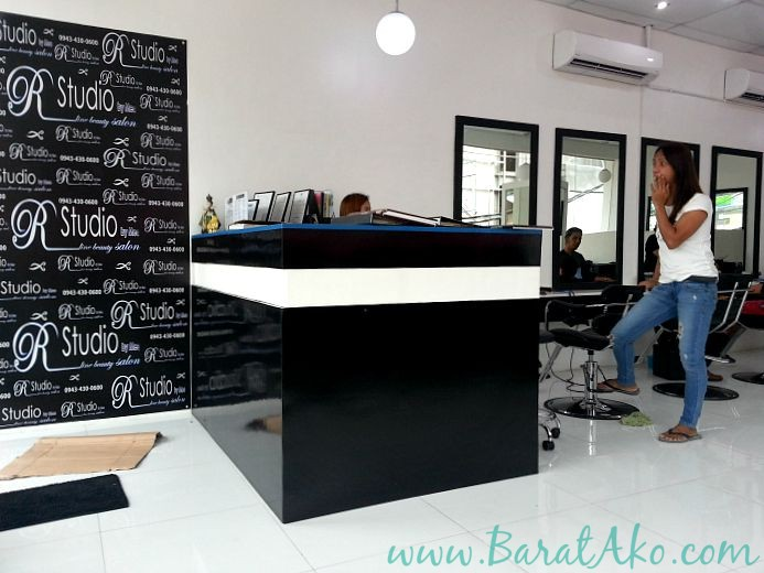 R Studio by Meo Shaw Review Inside Salon