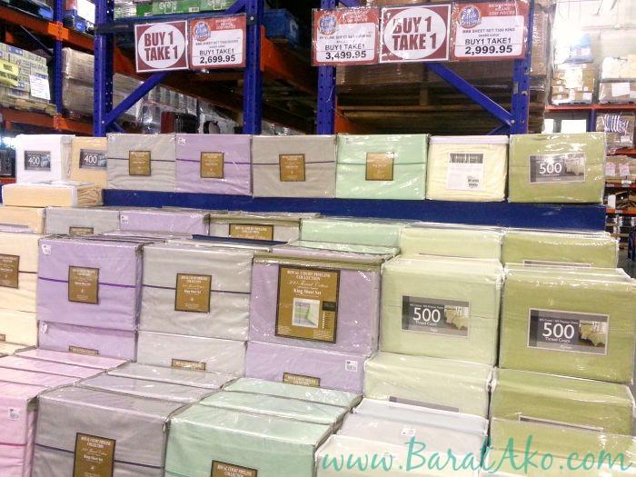 SnR Aug 11 Bed Linen Sets Sale Buy 1 Take 1