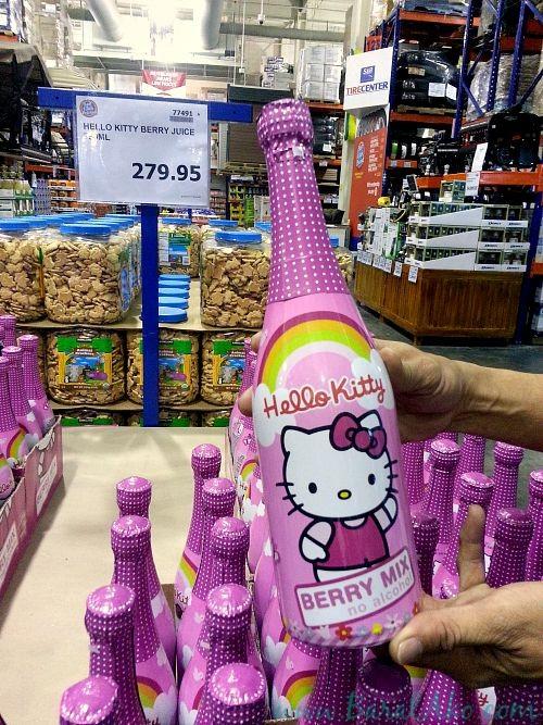 SnR Aug 11 Hello Kitty Berry Juice Bottle