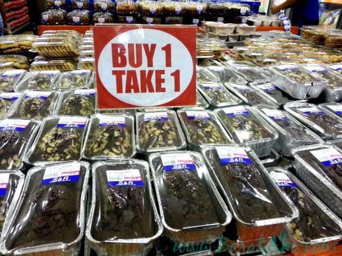 SnR Buy 1 Take 1 Choco Strawberry Double Choco Chip Choco Cappucino