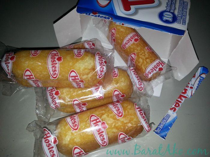 SnR Twinkies Open Box