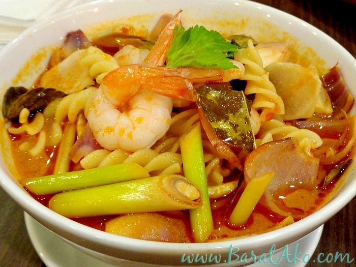 Tuscany Food Crawl Black Canyon Coffee Tom Yum Soup