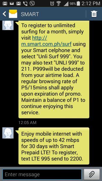 Unlisurf Supersurf Promos Still Offered As Of Aug 29 2015