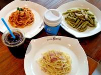Caffe Bene Pasta Trio
