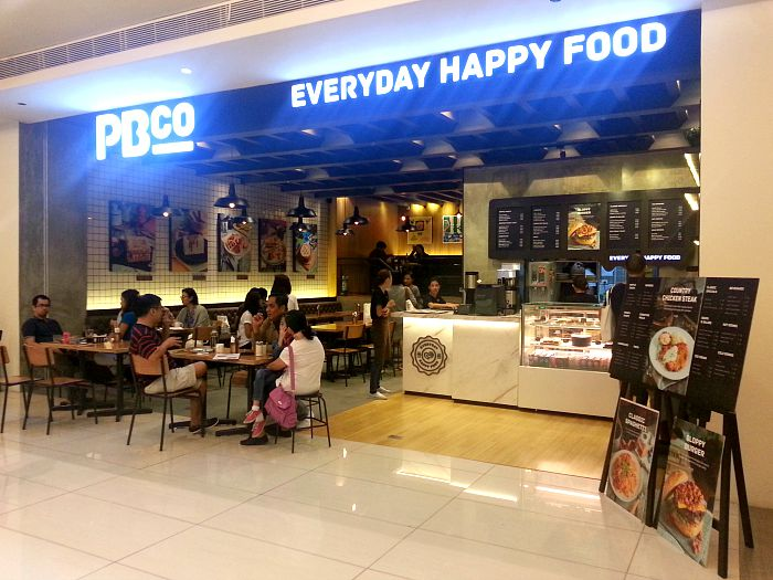 PBCo Everyday Happy Food Estancia Mall