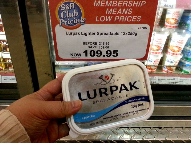 SnR Sept 22 Lurpak Spreadable Butter