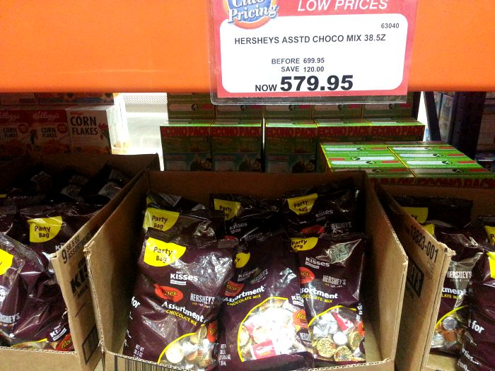 SnR Sept 8 Hersheys Assorted Chocolates