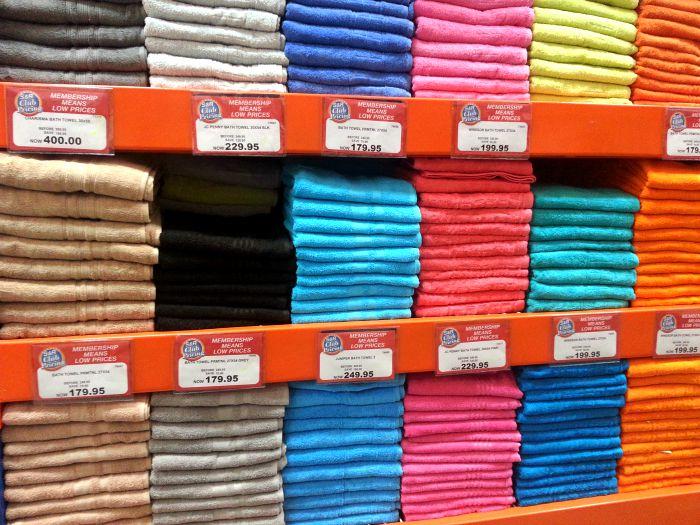 SnR Sept 8 Towels Sale