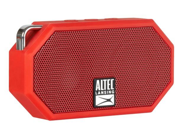Altec Lansing Bluetooth Speaker Launch Mini H2O Left