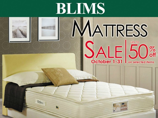 Blims Mattress Sale Featured Image
