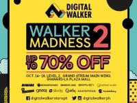 Digital Walker Madness Sale October 2015