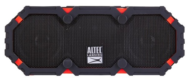 Altec Lansing Bluetooth Speaker Launch Mini Life Jacket