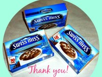 October Giveaway Swiss Miss Marshmallows Hot Cocoa Featured Image