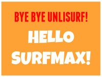 Unlisurf Ends Replaced by Surfmax