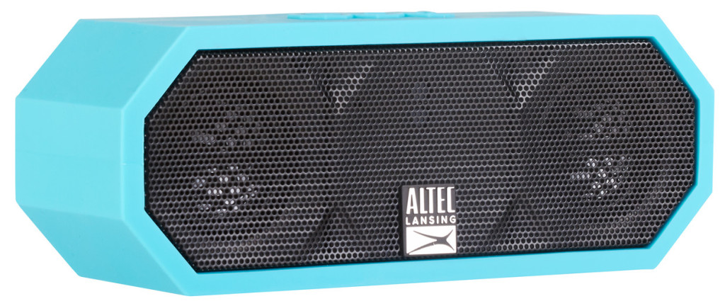 Altec Lansing Bluetooth Speaker Launch Jacket H2O