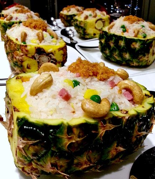 Lugang Pineapple Fried Rice