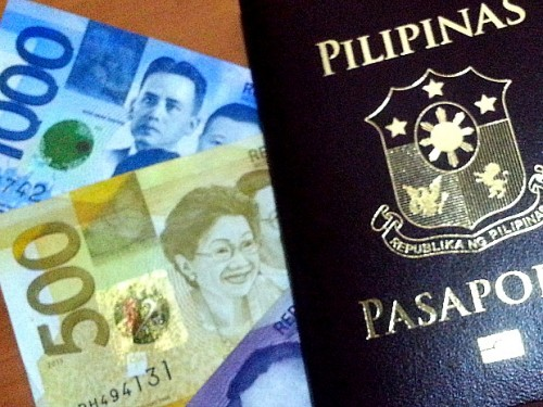 Philippines Passport NAIA Terminal 3 Review