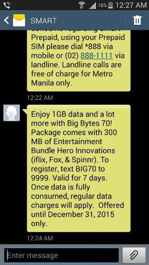 Smart Big Bytes 70 Text