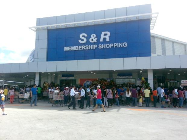 SnR Nuvali Entrance