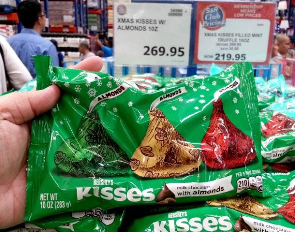 SnR Nuvali Hersheys Kisses with Almonds