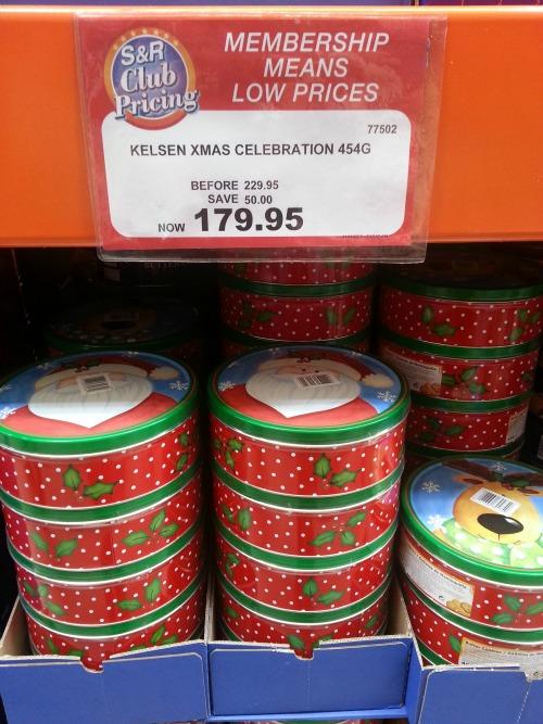 SnR Nuvali Kelsen Christmas Celebration Cookies