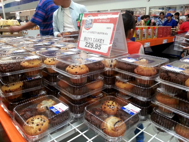 SnR Nuvali Muffins Buy 1 Take 1
