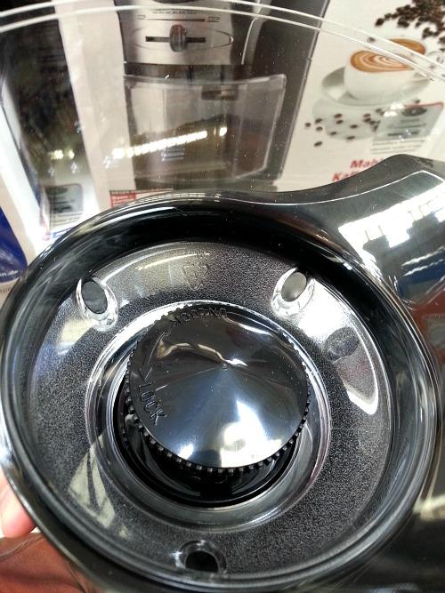 SnR Nuvali Severin Coffee Grinder Burr Mechanism