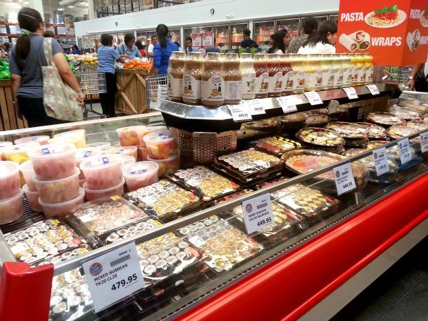 SnR Nuvali Sushi Wraps
