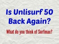 Unlisurf 50 Back Again Surfmax Featured Image