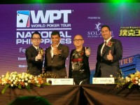 World Poker Tour National Philippines Event Schedule Solaire Poker King Club Pokercast Press Conference Speakers